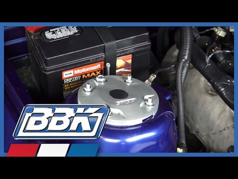 Mustang Caster Camber Kit (05-13 Install & Overview) Improves Handling
