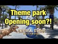 The Park is Opening Soon? More Stores Open at Universal Studios Hollywood! 2020