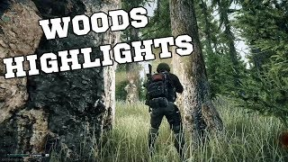 ESCAPE FROM TARKOV WOODS HIGHLIGHTS | 11 KILLS, 5 PMC