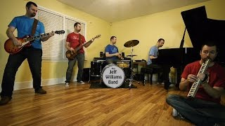 """""""The Office"""" Theme - (full band cover by one man)"""