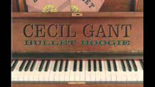 Cecil Gant - I wonder (Public Domain Music)