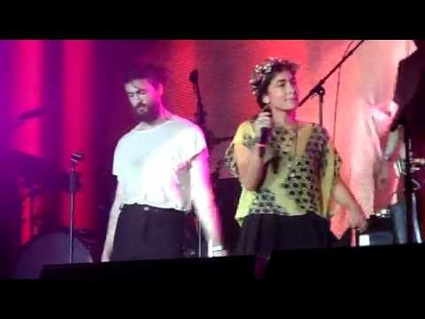 Edward Sharpe & The Magnetic Zeros - That's what's up - Cumbre Tajin 2014