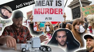 Vegans vs. Truck & Reality: Final Nail in the Coffin | 2nd half w/ Anti Vegan
