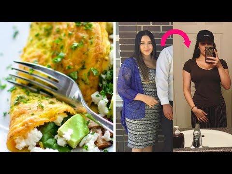 LO QUE COMO EN 1 DIA PARA ADELGAZAR | SIN DIETA