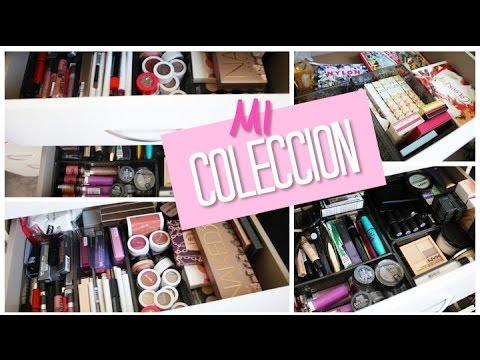 Mi COLLECIÓN DE MAQUILLAJE! ? - Mariale