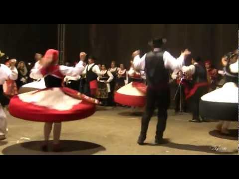 Grupo Etno-Folclorico de Refoios do Lima - Feiras Novas 2012 Ponte de Lima