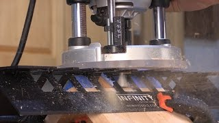 Using the Tapered Dovetail Spline System
