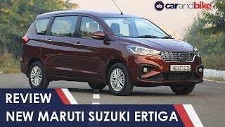 New Maruti Suzuki Ertiga Review | NDTV carandbike