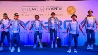Maria Pitache Lifecare Hospital Dance Performance