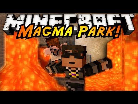 Minecraft Parkour : MAGMA PARK!