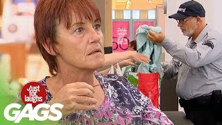 Customers Caught with Dildos Prank !