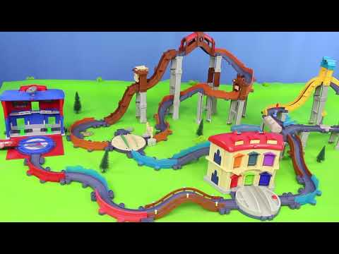 Train Unboxing: Brio, Lego Duplo, Chuggington, Thomas and Friends Trains & Toy Vehicles for Kids