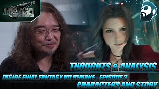 Inside Final Fantasy VII Remake Episode 2 Breakdown and Analysis!