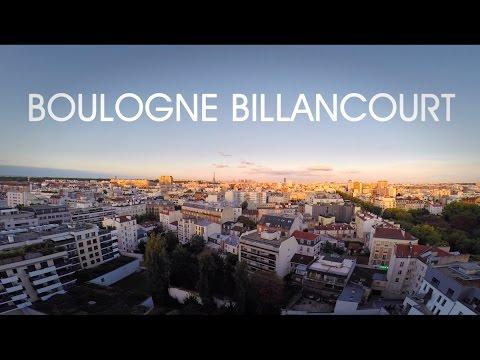 Au rythme de Boulogne-Billancourt