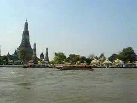 Chao Praya River – Bangkok