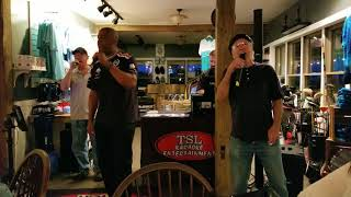 Faast Eddie, Bobby & Steve singing My Girl by The Temptations