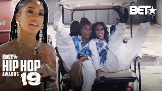 The Rise Of Saweetie: Gearing Up For Her Biggest Performance Ever At The 2019 Hip Hop Awards Part 1