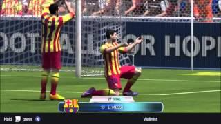 FIFA 14 - All Finishing Celebrations Tutorial فيفا 14 - فيديو لتعلم كيفية الاحتفال بالهدف بعد تسجيله