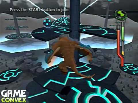Ben 10: Alien Force PS2 8 A change in weather