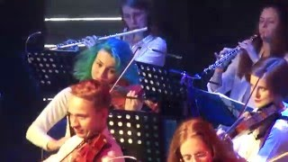 Linkin Park - In the end ( cover by orchestra ) - в исполнении оркестра ( Rockestra Live )