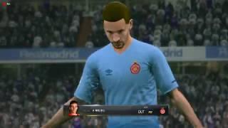 피파온라인3 리그경기 월드베스트 vs 히로나 (FIFA Online 3 league game world best vs hirona)