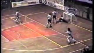 Hoquei em Patins :: Viareggio - 14 x Sporting - 3 1987/1988 Taça Cers 1ª mão da 1ª eliminatória