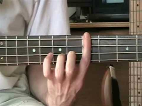 Bass Guitar Minor Scales Minor Scale For Bass Basics