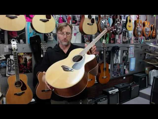 Yamaha FJX720SC Acoustic Electric Guitar
