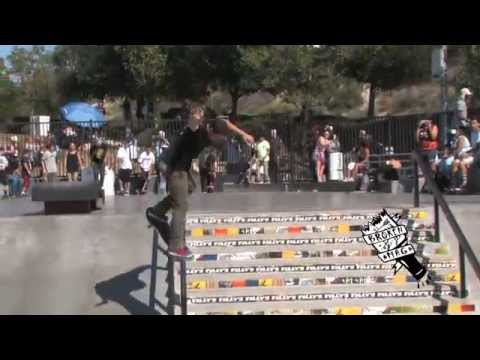 11 Stair at Etnies Skatepark - Skate for a Cause