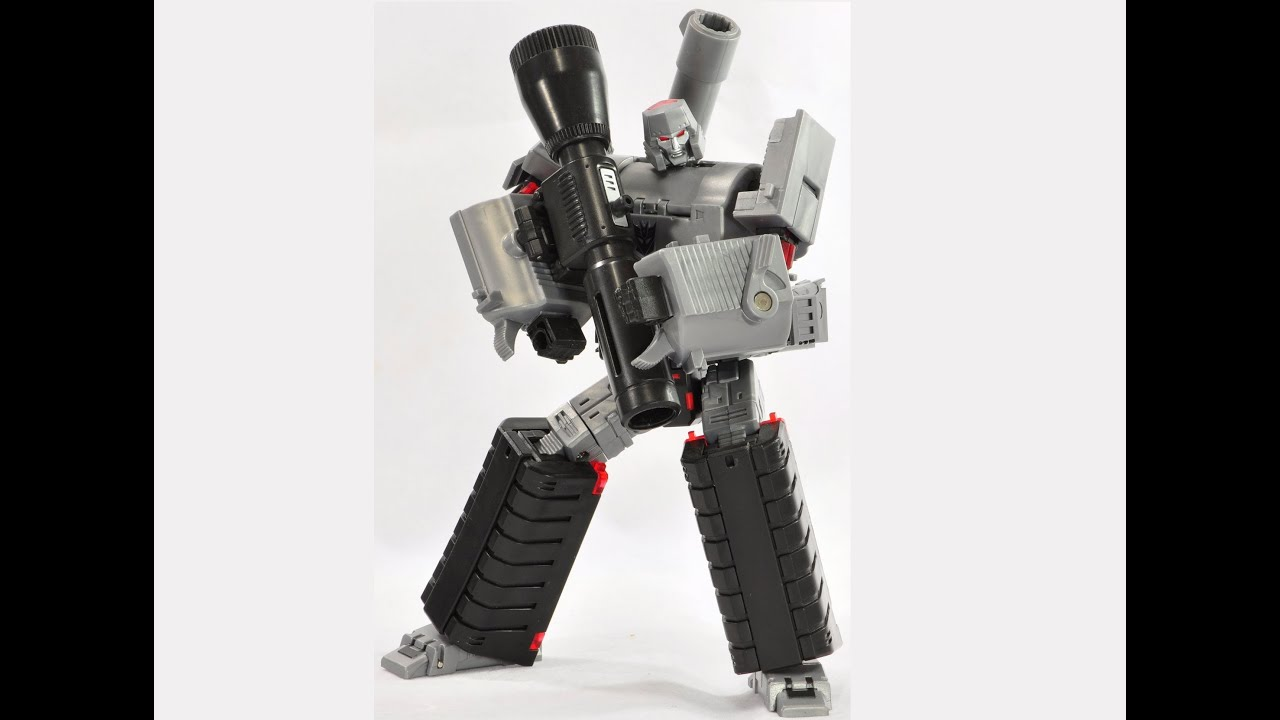 Hegemon Megatron Review Hegemon Tw-01 Megatron