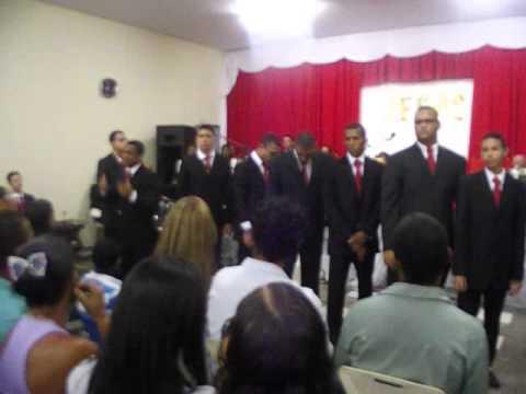 jogral Servir a Deus um compromisso de honra- pré-congresso da área 21- 2013