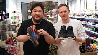 The Most INSANE Sneaker Collection with Big Boy Cheng