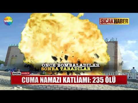 Cuma Namazı Katliamı: 235 ölü