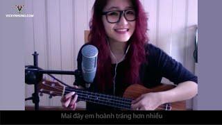 """Cô ấy tiếp tục trở lại. Cover """"Cô kể em nghe"""" Vicky Nhung Nguyễn"""