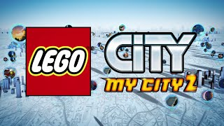 My City 2 FREE App - LEGO City - Gameplay Trailer