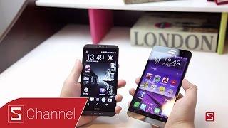 Video clip Schannel - S Update : Sẽ ra sao nếu một ngày nào đó ASUS và HTC hợp nhất làm một?