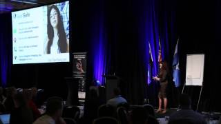 Futurist Shara Evans | Qld Police Identity, Cyber and Financial Crime Symposium