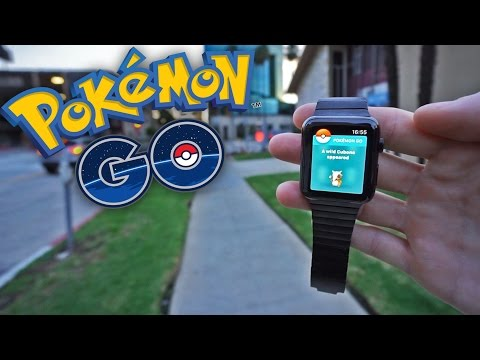 BATALLAS Y APPLE WATCH! Pokemon GO - [LuzuGames]