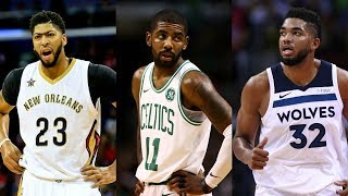 10 Players Who Could Win The 2018 NBA MVP Award