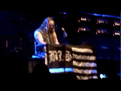 Black Label Society - In This River Live Berlin / German Chapter 12.03.2011 Huxleys