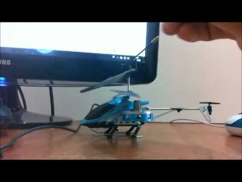 Avatar Dragon Fighter Gyro 4CH Rc Helicopter Review
