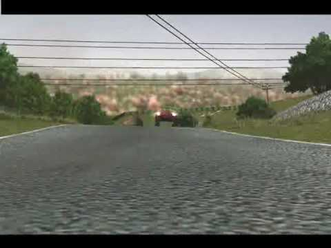 Classic British Motor Racing - Wii Trailer