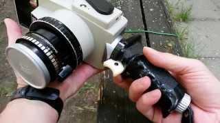 Linhof 220, 6x7 Rangefinder camera Quick Look