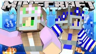 Minecraft - Little Kelly Adventures : SCUBA DIVING FUN! w/ Little Carly