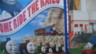 My Thomas and Friends DVD Collection Part 5