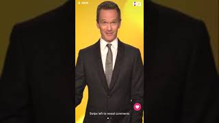 HQ Words January 10th, 2019 - NEIL PATRICK HARRIS ROASTS US (NOT CLICKBAIT)