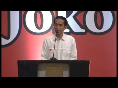 Silaturahmi Nasional Perhimpunan INTI dengan Presiden RI terpilih Ir. H. Joko Widodo
