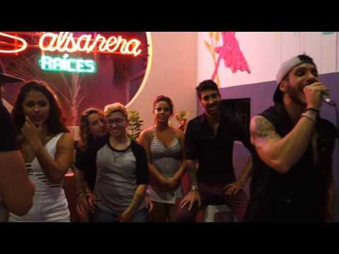 00081 ZoukMX 2016 Social dancing Paulo Mac in concert 6 ~ video by Zouk Soul