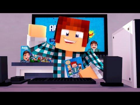 Minecraft : SONHO YOUTUBER – ( NOVA SÉRIE !!)