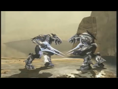 halo 3 spartans vs elites
